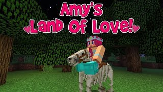 Amy's Land Of Love! Ep.169 SKELETON HORSE INVASION! | Amy Lee33