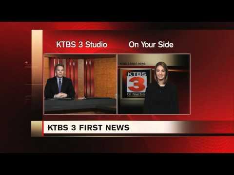 KTBS-3 First News Blooper 1-21-11