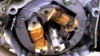 2. How to advance ignition timing on a Yamaha Blaster 200