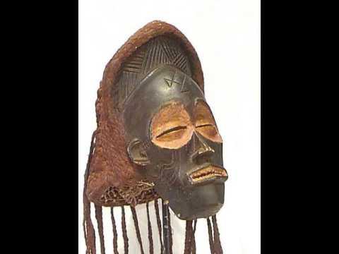 TRIBAL AFRICAN ART- (CHOKWE-TCHOKWE)