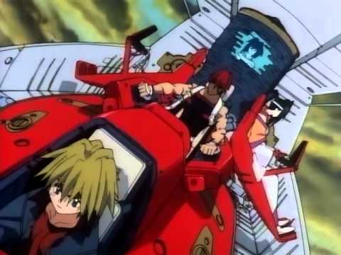 Outlaw Star Episode 08 - Forced Departure