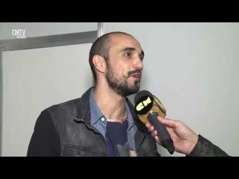 Abel Pintos video Entrevista CM - Fiesta del Sol - San Juan - Marzo 2015