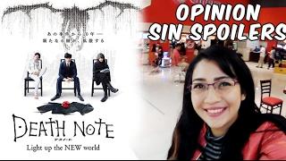 Nonton Opinión Death Note Light up The New World Sin Spoilers | Anime en el Cine #3 | Viryd in the mirror Film Subtitle Indonesia Streaming Movie Download