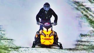 2. MBRP Can 2014 Ski Doo MXZ XRS 800! BRAAAP!
