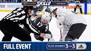 2020 Elite Women's 3-on-3 presented by Adidas by NHL