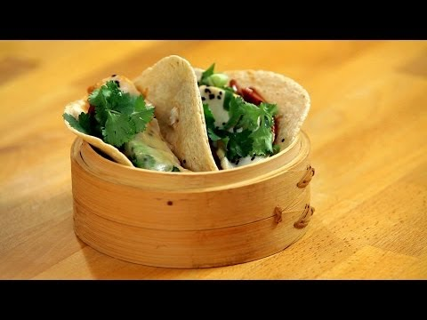How to Make Japanese-Inspired Tacos | Asian Cooking