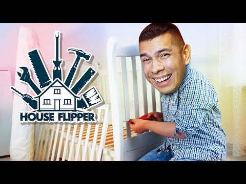 BABY CRIB BUILDER - House Flipper