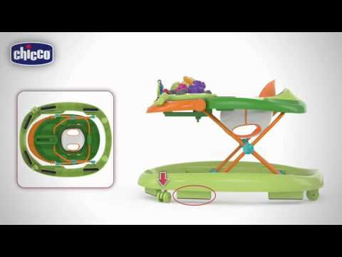 Video tutorial - Chicco Walky Talky