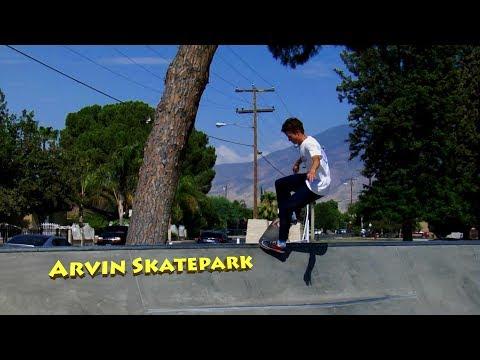Arvin CA Skatepark Grand Opening