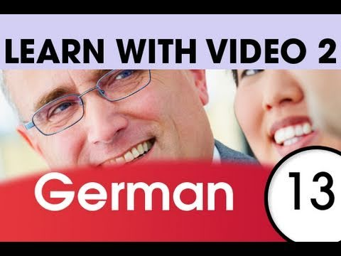 Learn German with Video – Learning Through Opposites 3