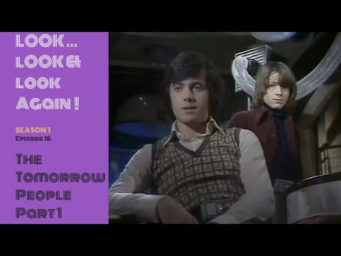 Episode 16 The Tomorrow People (Part One)
