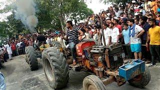 Ford 3600 Vs 3511 Zetor Tochan Mukabla Pind Budhi Tanda Hoshiarpur