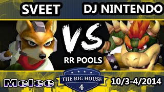 Strangest phantom I've ever seen. Bowser vs Sheik (DJN vs Sveet)