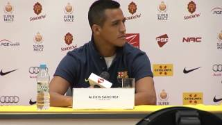 Video Alexis Sanchez wymawia nazwę Lechii Gdańsk [Bez komentarza] MP3, 3GP, MP4, WEBM, AVI, FLV Maret 2018