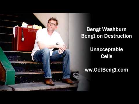 Bengt Washburn - Unacceptable Cells