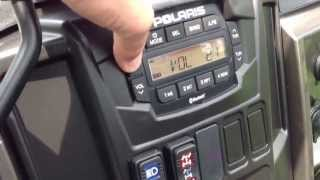 6. Ritchie Powersports - Polaris Ranger 900 Radio Kit