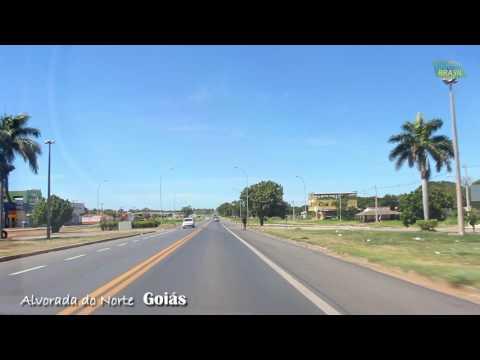 Rodovia BR-020 | Simolândia e Alvorada do Norte | Goiás | Brasil | #rodovia