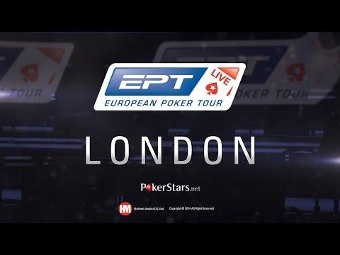 event - Copertura in diretta del tavolo finale allo European Poker Tour (EPT 11) Londra 2014 - non perdere un istante del canale ufficiale PokerStars – Il tavolo finale dell'EPT di Londra viene trasmesso...