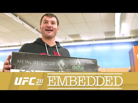 UFC 211 Embedded: Vlog Series - Episode 1