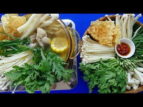 Cháo lòng của người Miền Bắc nấu, ăn ngon - Thời lượng: 2 phút và 31 giây.