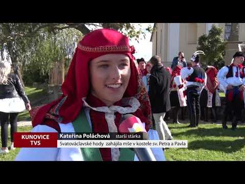 TVS: Kunovice - Svatováclavské hody