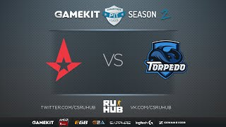 Astralis vs Torpedo, game 2