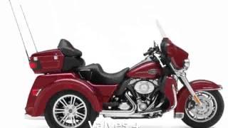 2. 2010 Harley-Davidson Trike Tri Glide Ultra Classic - Specs