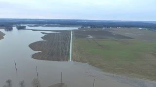 Mascoutah (IL) United States  City new picture : Flood of December '15 - Mascoutah, IL