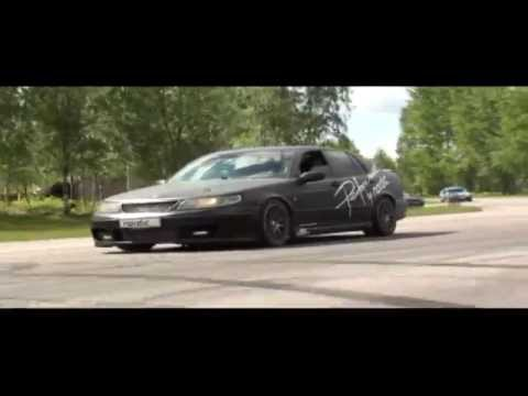 incredibile saab 9-5r da 815hp!