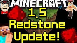 Minecraft News 1.5 UPDATE! Redstone Capacitor&More!