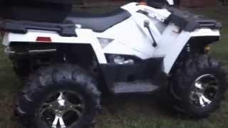 6. 2014 Polaris Sportsman 570 modified