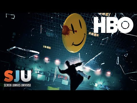 HBO's Watchmen Series is NOT What You Think! - SJU (видео)