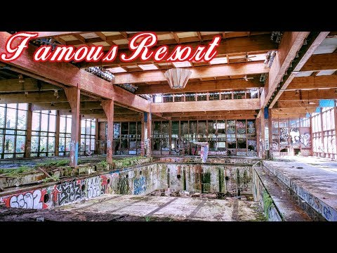 Famous Catskills Resort - Grossinger's