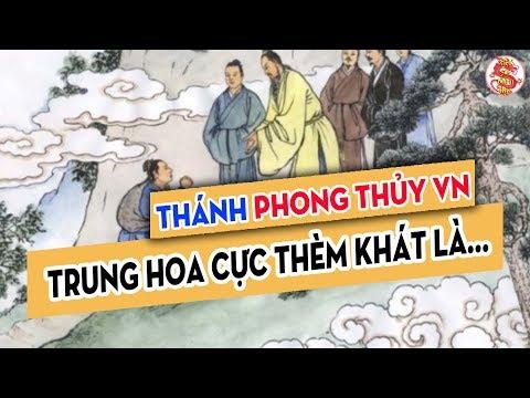 Việt Nam Tự Hào Khi Có NHÀ PHONG THỦY Lừng Danh Này... Trung Quốc Khóc Thét | Việt Sử Toàn Thư