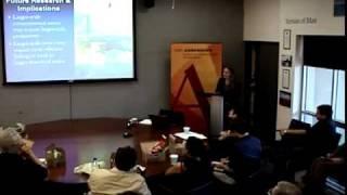 Annenberg Research Seminar - Nicole Ardoin