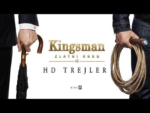 Kingsman - Zlatni krug