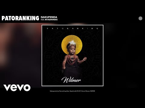 Patoranking - Nakupenda (Audio) ft. Nyashinski