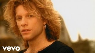 Bon Jovi - This Ain't A Love Song videoklipp