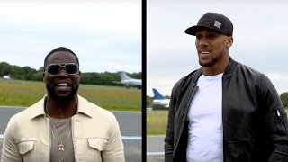 Video Kevin Hart vs. Anthony Joshua at The Top Gear Track - Top Gear - Monday, June 13th on BBC America MP3, 3GP, MP4, WEBM, AVI, FLV April 2018