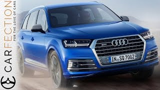 Audi SQ7: V8 Diesel Torque Monster - Carfection by Carfection