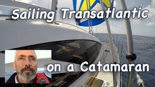 Video Sailing Transatlantic on a Catamaran MP3, 3GP, MP4, WEBM, AVI, FLV Juni 2019