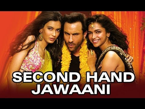 cocktail songs - Watch an exclusive song Second Hand Jawaani with lyrics sung by Miss Pooja, Neha Kakkar & Nakkash Aziz featuring Saif Ali Khan, Deepika Padukone & Diana Pent...