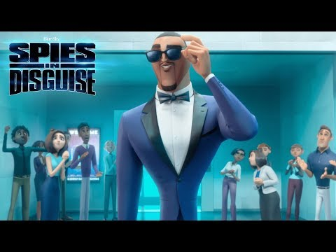 Spies In Disguise | Solo | 20th Century FOX