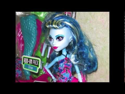 Create A Monster Siren Review *Monster High*