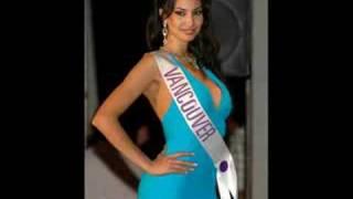 Iranian Girl Won Miss Universe Canada 2005 (Ramona Amiri)