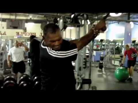 PGA Tour Golf Fitness Instructor, Gabriel Lopez & Vijay Singh – Training Video