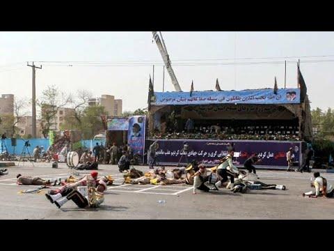 Ροχανί: «Τρομακτική απάντηση» για την πολύνεκρη επίθεση στην στρατιωτική παρέλαση …
