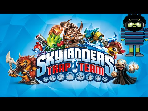 Android Games: Skylanders Trap Team – [First Look]