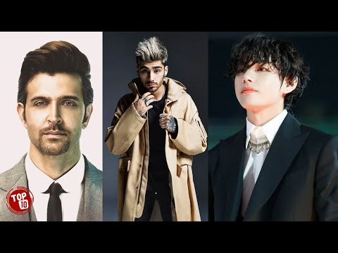 Top 10 Most Handsome Men In The World 2020 ★ World's Most Handsome