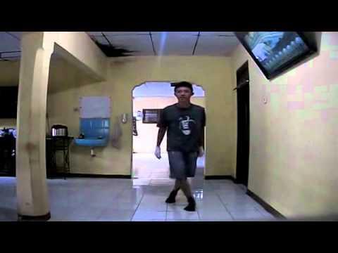 belajar shuffle dance bersama gps part1